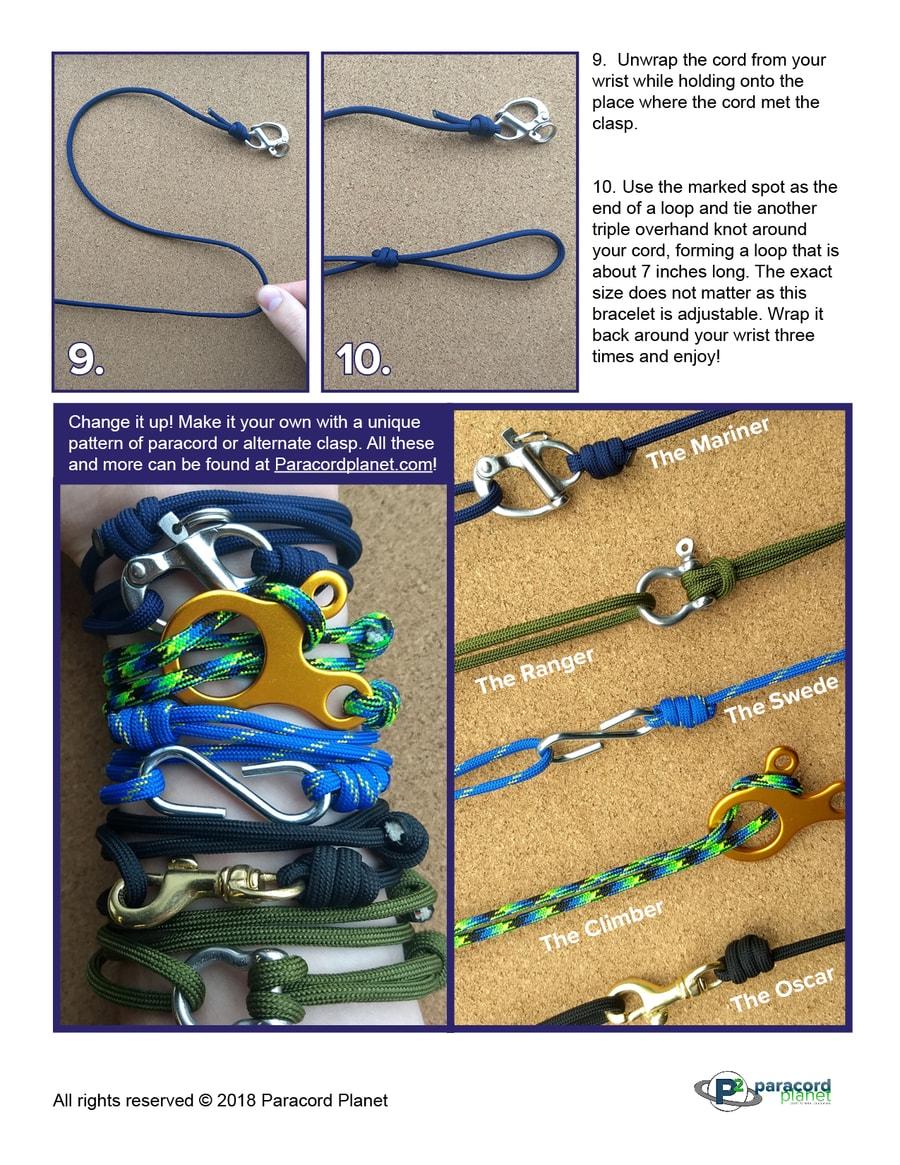 wrap bracelet page 3