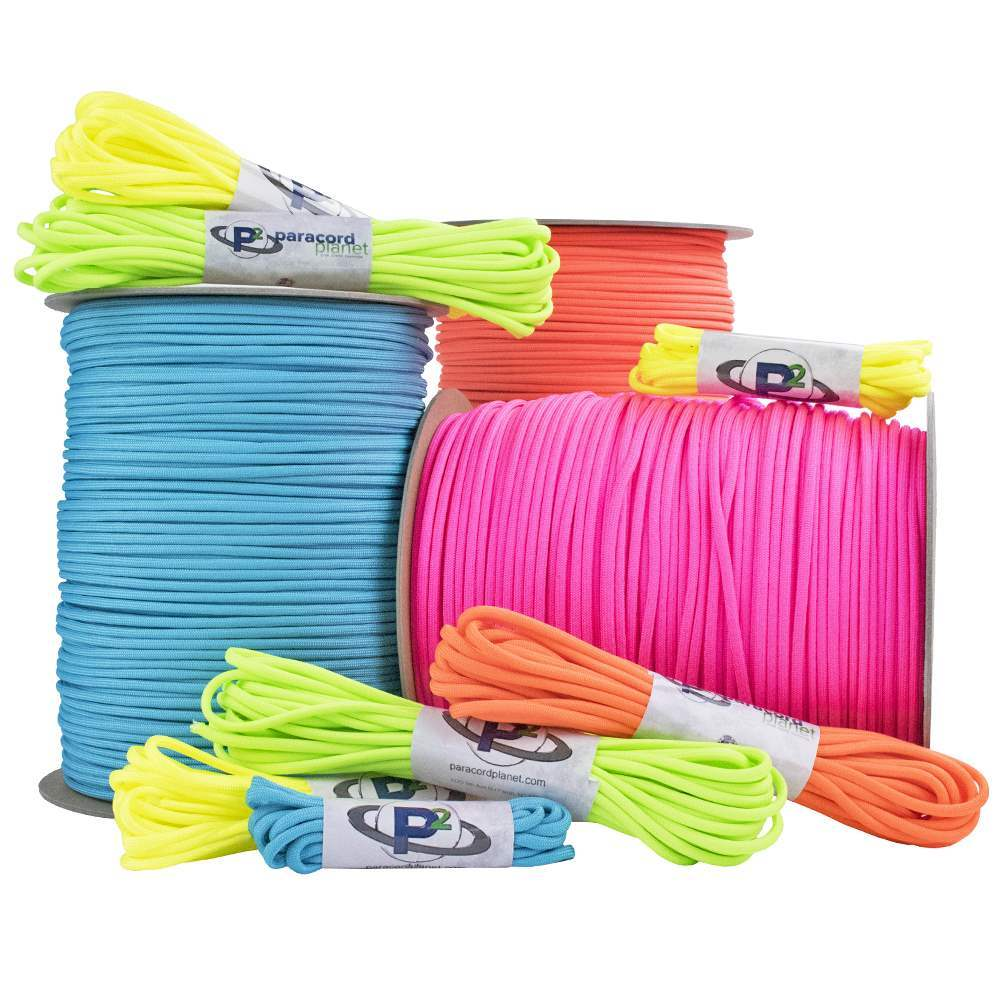 Neon Colors Paracord
