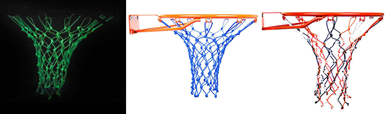 Paracord Basketball Nets