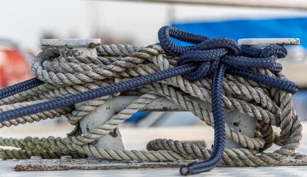 Rope fibers