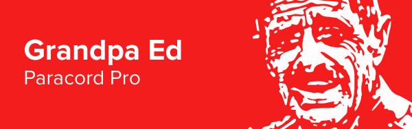Grandpa Ed—Paracord Pro