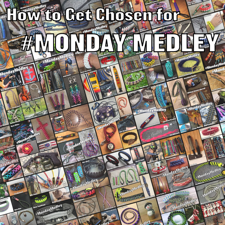 How to get chosen for Monday medley