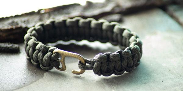 WW2 Paracord bracelet