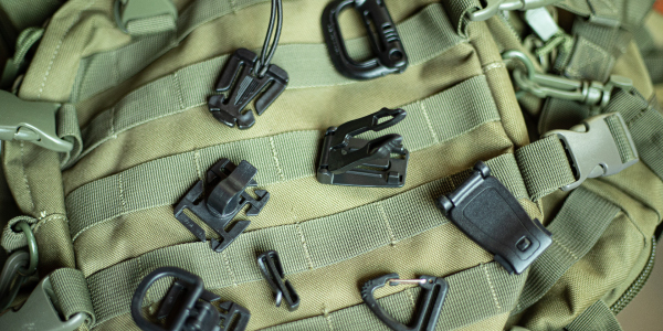 Paracord Planet MOLLE Hardware