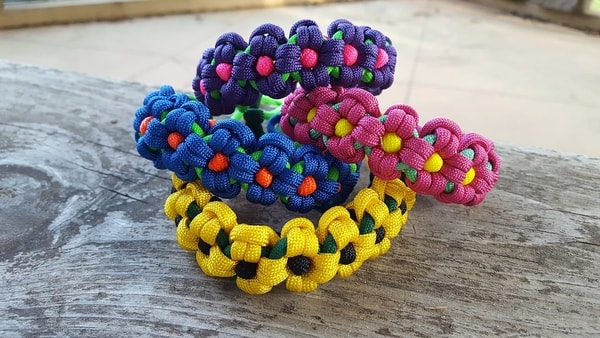 Flower Knots