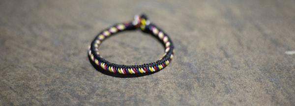 Quality Micro Cord Bracelet