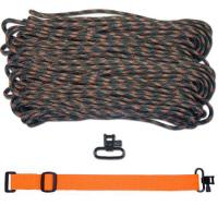 paracord rifle sling kit