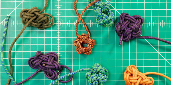 Failed attempts at the Star Knot