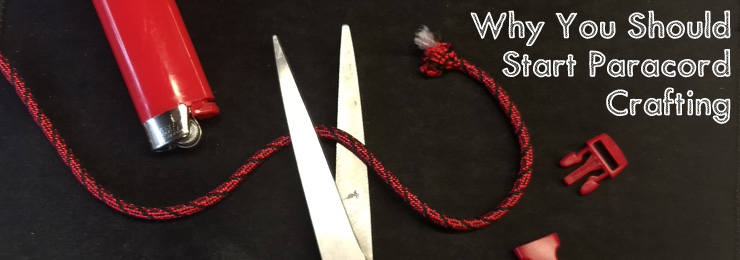 Why Craft with Paracord
