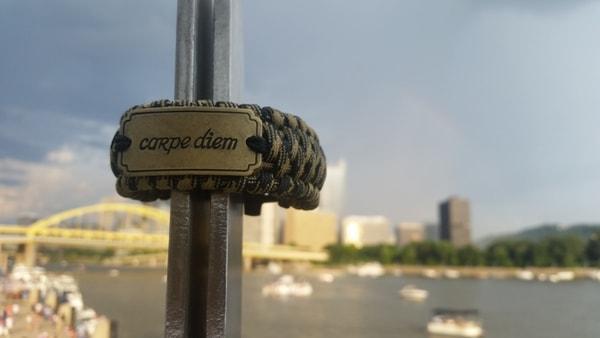 Sieze the Day Bracelet