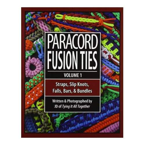 Paracord Fusion Ties Crafting Book