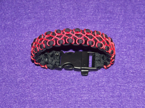 purple panther paracord