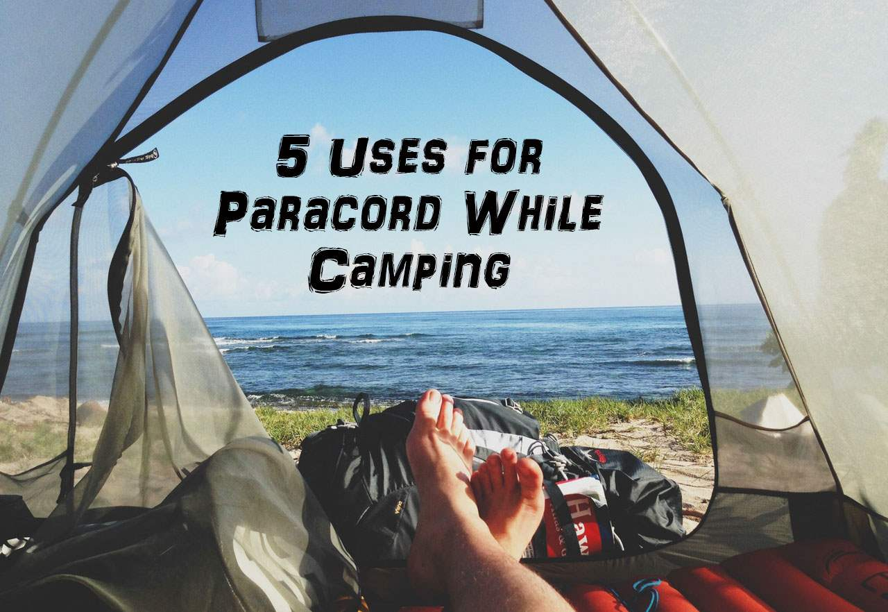 5 Uses for Paracord while Camping