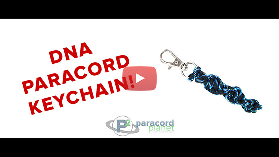 DNA Keychain