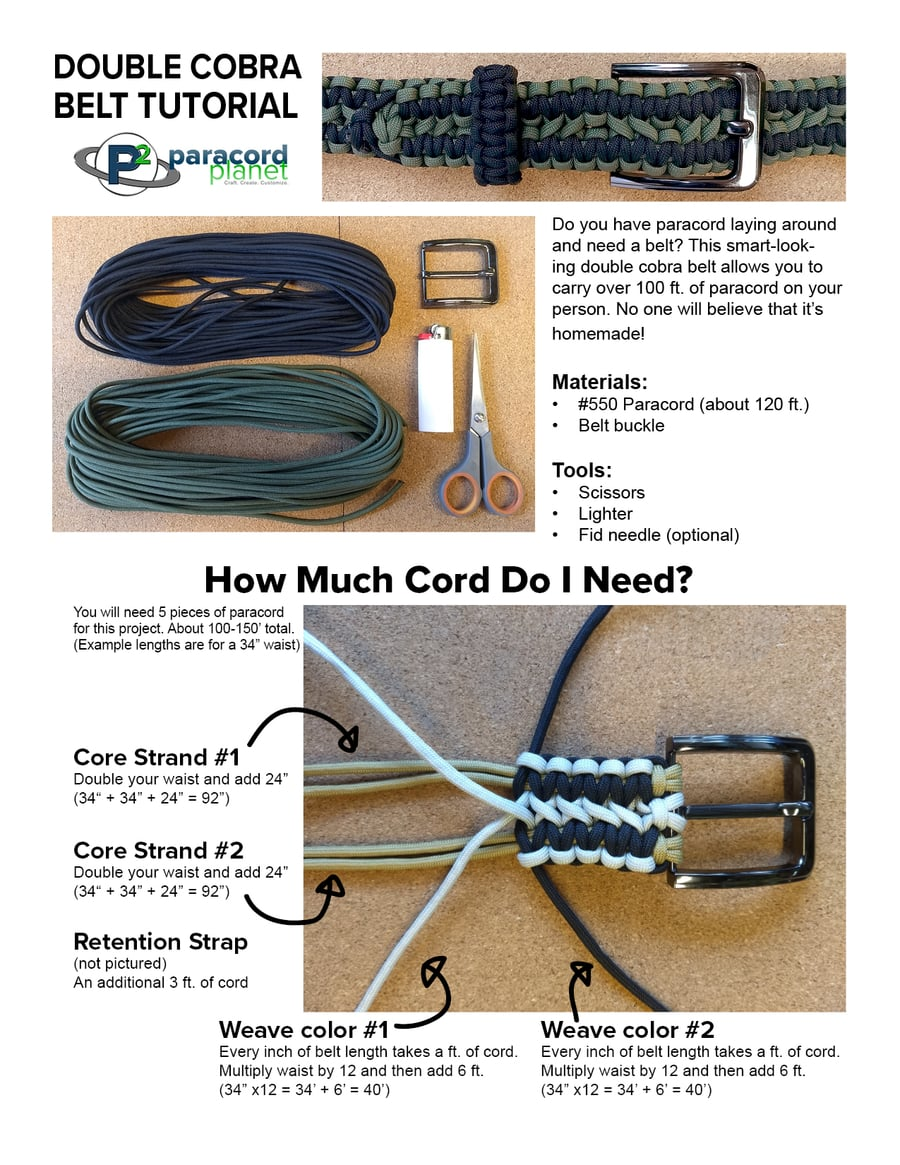 Cobra Belt  1