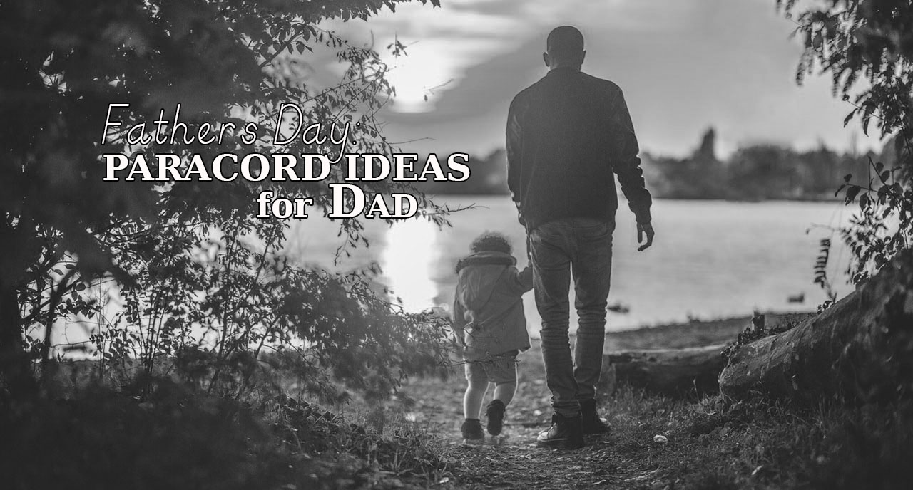 Paracord Gift Ideas for Father's Day