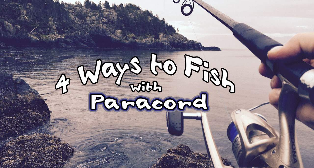 4 Ways to Fish with Paraocrd