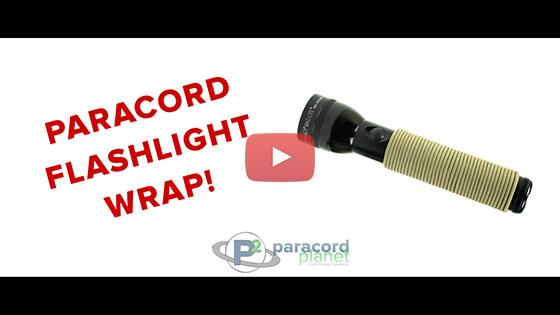 Quick-Deploy Flashlight Wrap