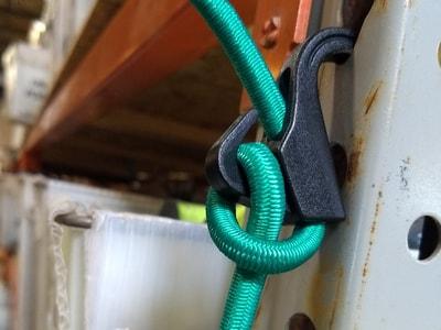 Adjustable Bungee Hook