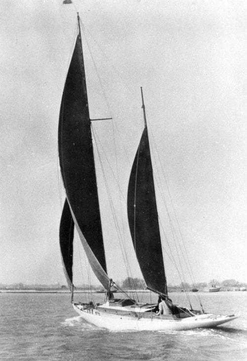 The Sailboat Sonia