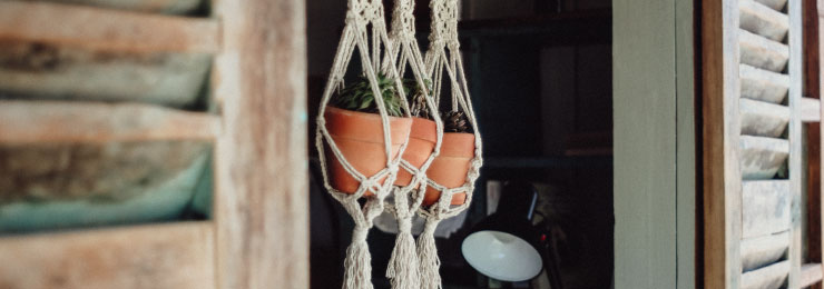 rope for gardening