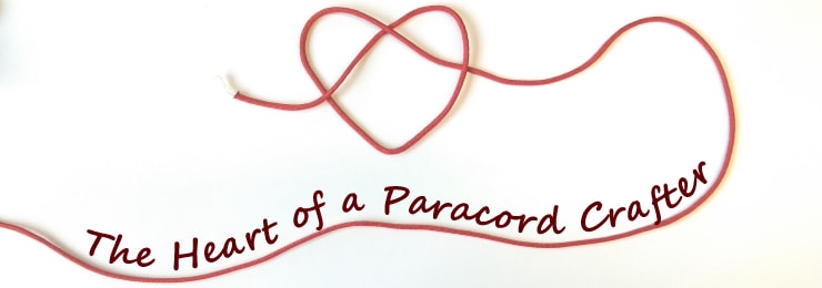 heart of a paracord crafter