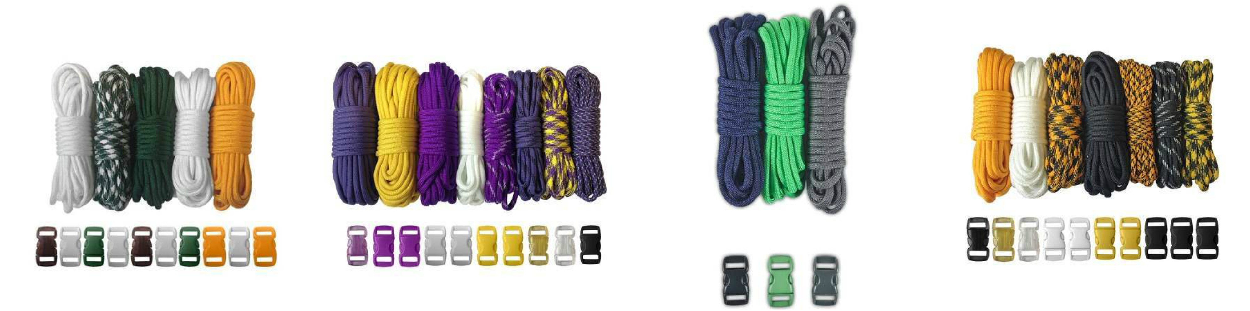 USA Theme Paracord Kits