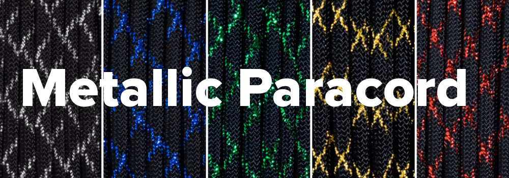 Spruce Up Your Holiday with Metallic Paracord