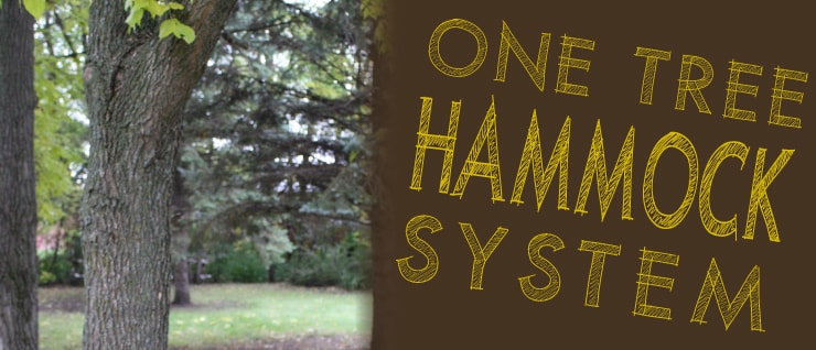 One Tree Hammock