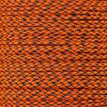 Neon Orange Camo 650 Paracord
