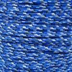 Blue Camo 95 Paracord