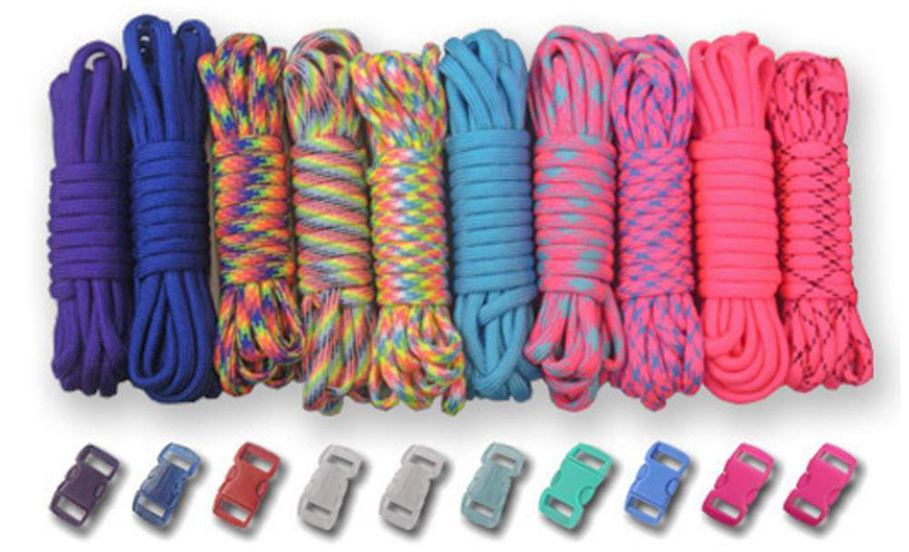 Paracord Party Combo Kit
