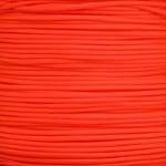 Neon Orange 550 Paracord