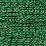 Neon Green Camo 550 Paracord