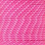 Neon Pink Zebra 550 Paracord