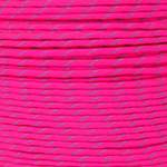 Neon Pink w/Reflective Tracers 550 Paracord