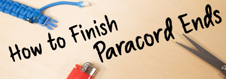 finish paracord ends title