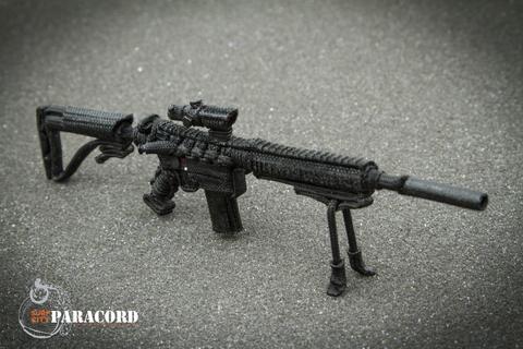 Paracord Guns
