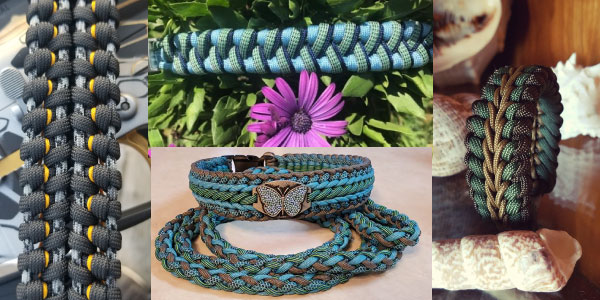Paracord Crafting Projects