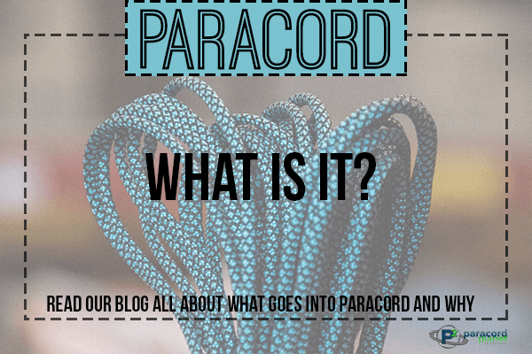 Paracord header
