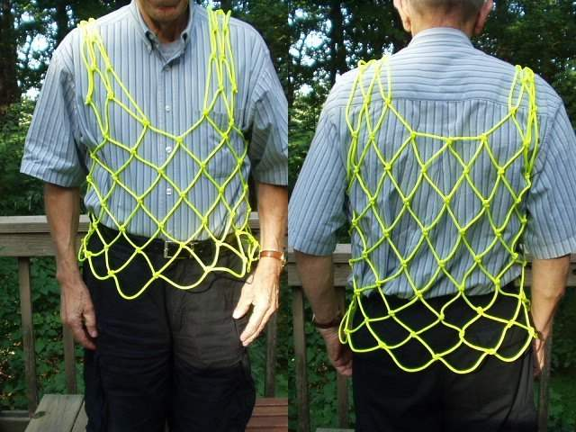 Paracord Safety Vest