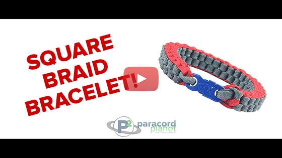 Square Braid Tutorial