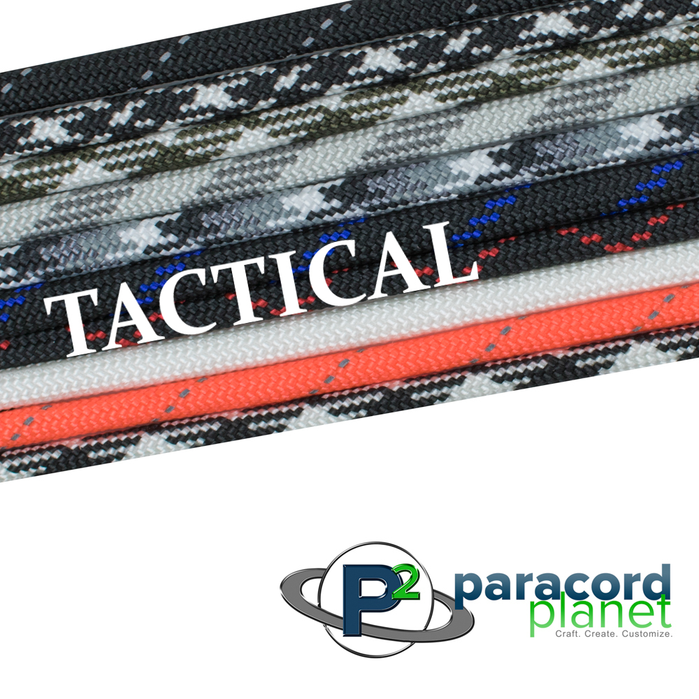 Tactical Paracord Colors