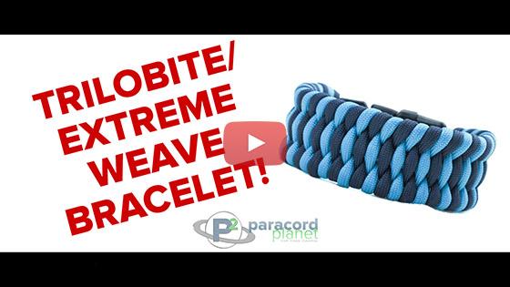 Trilobite Bracelet Tutorial