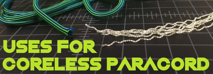 coreless paracord