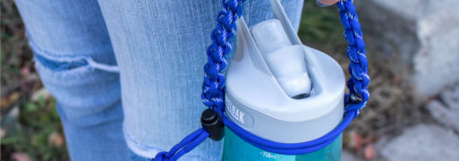 Paracord Water Bottle Handle