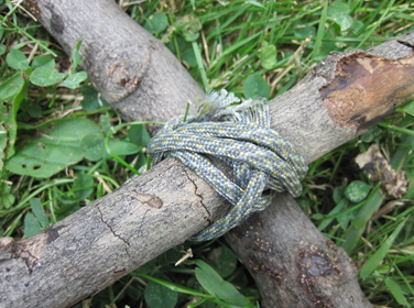 Make a Paracord Hunting Deathstar - Step 4