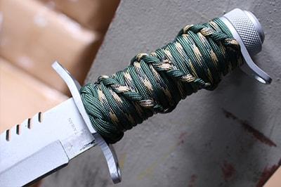 Spiral DNA wrap
