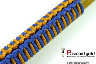 Wrap It All! The 25 Best Paracord Handle Wraps - Paracord Planet